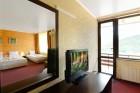 Нощувка на човек със закуска, обяд и вечеря + МИНЕРАЛЕН басейн и АКВАПАРК за деца в хотел Селект 4*, Велинград