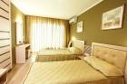 Уикенд в РЕНОВИРАНИЯ хотел Армира****, Старозагорски минерални бани! Нощувка на човек със закуска или закуска и вечеря + минерален басейн и СПА пакет