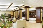 От 15 до 22 Юли: Нощувка на човек на база All inclusive + басейни и анимация в хотел Калиакра Палас****, на 1-ва линия в Златни Пясъци