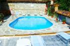 Нощувка със закуска + басейн само за 27 лв. в Тодорини къщи, Копривщица