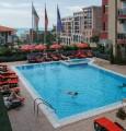 Нощувка на човек със закуска и вечеря + басейн в хотел Александра, Свети Влас, снимка 21