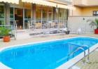 Нощувка на човек на база All inclusive light + басейн в хотел Свети Димитър, Приморско