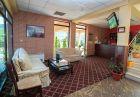 Нощувка на човек + вътрешен басейн в хотел Тайм Аут***, Сандански