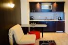 Август в Приморско! Нощувка на човек със закуска или закуска и вечеря + 2 басейна в хотел Сънрайз