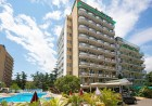 Нощувка на човек на база All Inclusive + басейн в хотел Янтра, Слънчев бряг, на 200 м. от плажа, снимка 2
