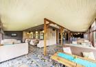 Горещ минерален басейн и релакс пакет + нощувка на човек със закуска и вечеря в хотел Севън Сийзънс, с.Баня до Банско, снимка 4
