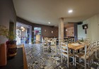 Горещ минерален басейн и релакс пакет + нощувка на човек със закуска и вечеря в хотел Севън Сийзънс, с.Баня до Банско, снимка 9