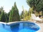 Нощувка на човек със закуска + плувен минерален басейн и джакузи в хотелски комплекс Свети Врач***, Сандански