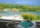 5+ нощувки на човек със закуски + плувен минерален басейн и джакузи в хотелски комплекс Свети Врач***, Сандански, снимка 14
