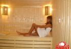 Нощувка на човек със закуска и вечеря + басейн и релакс зона с МИНЕРАЛНА вода от Релакс хотел Сарай до Велинград, снимка 13