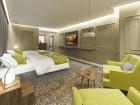 Нощувка на човек със закуска и вечеря + МИНЕРАЛЕН басейн и СПА пакет в хотел Медите СПА Резорт*****, Сандански, снимка 37