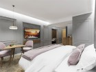 Нощувка на човек със закуска и вечеря + МИНЕРАЛЕН басейн и СПА пакет в хотел Медите СПА Резорт*****, Сандански, снимка 34
