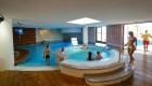 Почивка в Сапарева баня! Нощувка на човек със закуска и вечеря в Комплекс Бора Бора + минерален басейн и СПА в Аква клуб Котвата