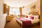 Нощувка на човек със закуска или закуска и вечеря + минерални басейни и СПА пакет от хотел Рич*****, Велинград, снимка 9