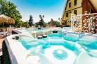 Нощувка на човек със закуска или закуска и вечеря + минерални басейни и СПА пакет от хотел Рич*****, Велинград, снимка 5