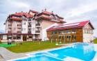 Нощувка на човек със закуска + 2 басейна с минерална вода в хотел Севън Сийзънс, с.Баня до Банско, снимка 19