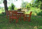 Нощувка за 8 човека + трапезария с камина в самостоятелна къща Ореха - Априлци