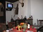Нощувка за 13+1 човека + механа, камина, барбекю и джакузи в Денизовата къща край Габрово - с. Зелено дърво