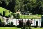 Нощувка за 6 човека + барбекю, тенис корт, футболно игрище, фитнес зала в къща Вила Номер 6 в комплекс Евъргрийн палас в Рибарица