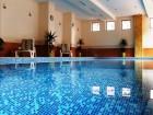Нова година в с.Баня! 3, 4 или 5 нощувки за двама, трима или четирима със закуски + 2 топли минерални басейна и СПА + доплащане за празничен куверт  от хотел Аквилон Резидънс & СПА, снимка 2