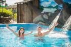 Нощувка на човек със закуска и вечеря + 3 МИНЕРАЛНИ басейна в хотел Елбрус*** Велинград, снимка 7