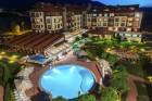 4 или 5 нощувки на човек със закуски и вечери + басейн и СПА пакет в Мурите Клуб Хотел до Банско