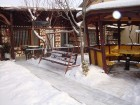 Нощувка за 2 или 3 човека + трапезария и още удобства в къща Меги в Сапарева баня