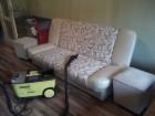 Професионално пране на пет или шест местни дивани на Ваш адрес от фирма КИМИ!, снимка 1
