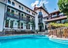 Една или две нощувки на човек със закуски и вечери + топъл минерален басейн и релакс пакет в хотел Алфаризорт Чифлика край Троян, снимка 11