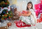 Професионална Коледна фотосесия в студио от фотограф Чавдар Арсов, София. Получавате всички кардри!, снимка 2