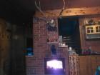 Нощувка за 15 човека + трапезария и барбекю в къща Ночеви край Шумен - с. Мадара, снимка 1