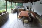 Нощувка за 10 човека + битова трапезария и барбекю в къща Рени в Априлци