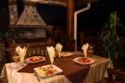 2 нощувки на човек със закуски и вечери + топъл басейн, парна баня и сауна от хотел Русенски Лом, с. Кошов