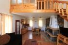 Нощувка в самостоятелна къща за до 4-ма + 2 деца до 6г. със закуска и вечеря + басейн и релакс център в Комплекс Каталина, Цигов чарк
