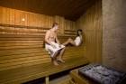 Нощувка на човек със закуска и вечеря + басейн и уелнес пакет в Каза Карина****, Банско, снимка 25