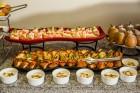 Нощувка на човек със закуска и вечеря + басейн и уелнес пакет в Каза Карина****, Банско, снимка 26