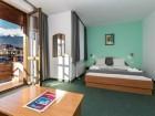 Зимна ски почивка в Банско! Нощувка на човек с изхранване по избор + басейн и обновена релакс зона в хотел Айсберг***, снимка 3