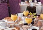 Нощувка на човек със закуска + басейн и релакс зона в луксозния хотел Сейнт Джордж Ски & Холидей****, Банско