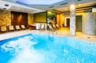 Нова Година в хотел Огняново. 3 или 4 нощувки на човек със закуски + празнична вечеря, минерален басейн и релакс пакет