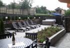 Нощувка на човек със закуска, обяд и вечеря + басейн с минерална вода и релакс зона в Семеен хотел Емали Грийн, Сапарева Баня, снимка 4