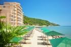 Ранни записвания за море 2020 на 1-ва линия в Елените! Нощувка на база All Inclusive + басейн и шезлонг и чадър на плажа в хотел Роял Бей**** Дете до 12г. - БЕЗПЛАТНО, снимка 8