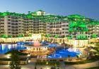 Нова година в хотел Емералд Резорт Бийч и СПА*****, Равда! 1 или 2 нощувки на човек със закуски, вечери и празничен куверт + вътрешен басейн и термо зона, снимка 4