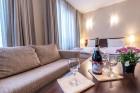 2+ нощувки на човек със закуски и вечери + басейн и релакс пакет в Апартхотел Аспен, Банско, снимка 13