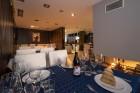 2+ нощувки на човек със закуски и вечери + басейн и релакс пакет в Апартхотел Аспен, Банско, снимка 5