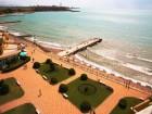 Ранни записвания за море 2020 на 1-ва линия в Ахелой! Нощувка на човек на база All Inclusive + 2 басейна, водни пързалки, чадър и шезлонг на плажа от Апартхотел Мидия Гранд Ризорт, снимка 8