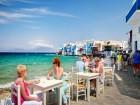 Екскурзия до Цикладските острови, Гърция: Евия, Тинос с Миконос -Делос- Сирос! 7 нощувки на човек със закуски, вечери + транспорт от ТА Трипс ту Гоу, снимка 4