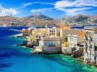 Екскурзия до Цикладските острови, Гърция: Евия, Тинос с Миконос -Делос- Сирос! 7 нощувки на човек със закуски, вечери + транспорт от ТА Трипс ту Гоу, снимка 7