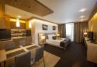 Пролет в Банско! Нощувка на човек със закуска или закуска и вечеря + басейн и релакс зона в хотел резиденс Амира*****, снимка 7