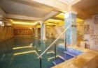 Нощувка на човек със закуска и вечеря + 2 басейна, солен басейн и уелнес пакет само за 63 лв. в Балнеохотел Аура, Велинград, снимка 9