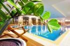 Почивка във Велинград! Нощувка на човек със закуска и вечеря + минерални басейни и СПА пакет в Гранд хотел Велинград, снимка 7